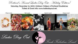 Portland's Annual Ladies Day Out - Holiday Edition! @ Portland Doubletree
