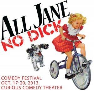 All Jane No Dick Women