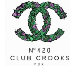 Club Crooks Halloween Holocene