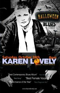 Karen Lovely Portland Halloween