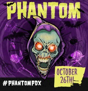 Phantom Portland Halloween Party
