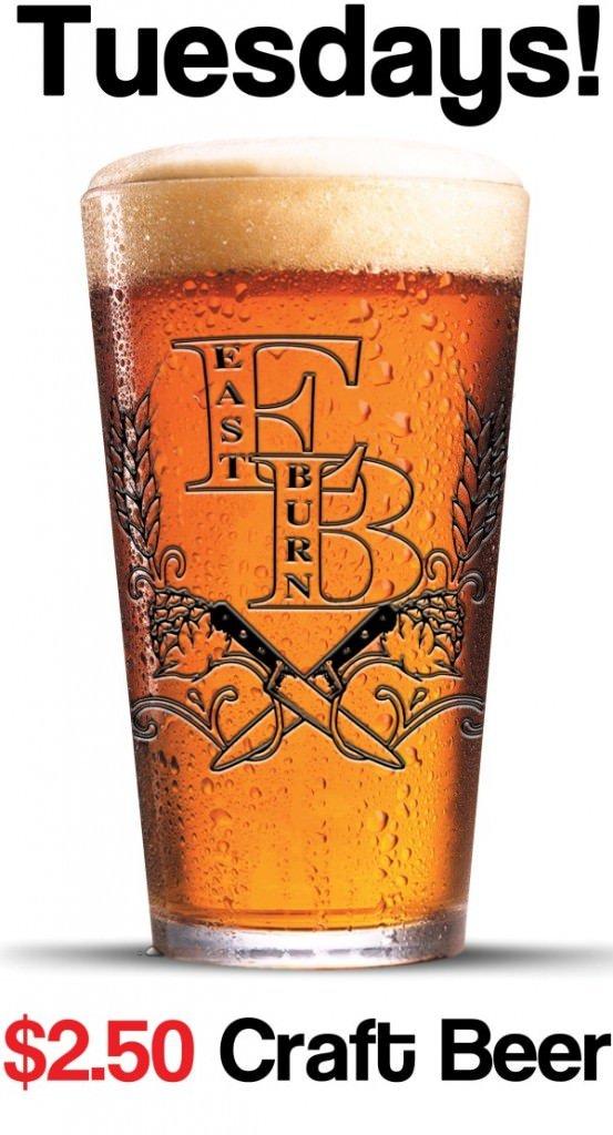 EastBurn Craft Beer