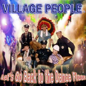 Village People @ Crystal Ballroom