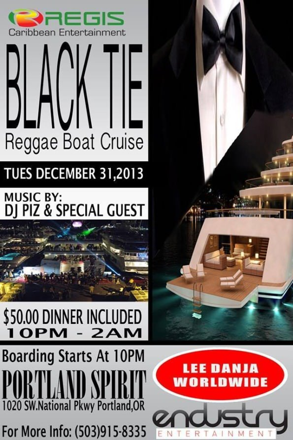 New Years Eve Black Tie Affair Boat Cruise