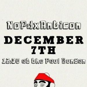 North Portland Santacon NoPdx Anticon