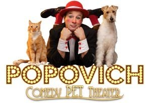 Popovich Comedy Pet Theater- HOLIDAY CIRCUS!
