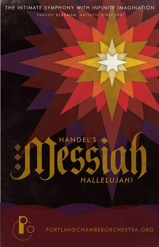 "Portland Chamber Orchestra presents Handel's ""Messiah"""