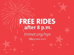 Free New Years Eve Rides