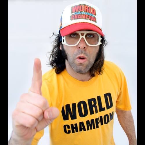 Judah Friedlander @ Helium Comedy Club