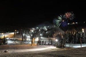Mt. Hood New Year's Eve