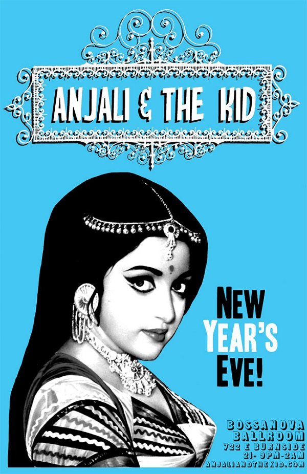 New Year's Eve 2/ DJ Anjali & The Incredible Kid