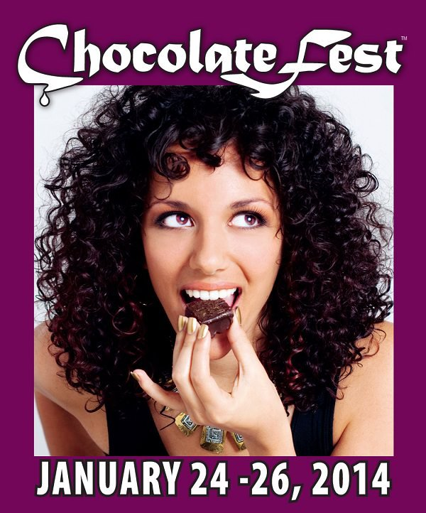 2014 ChocolateFest @ Oregon Convention Center