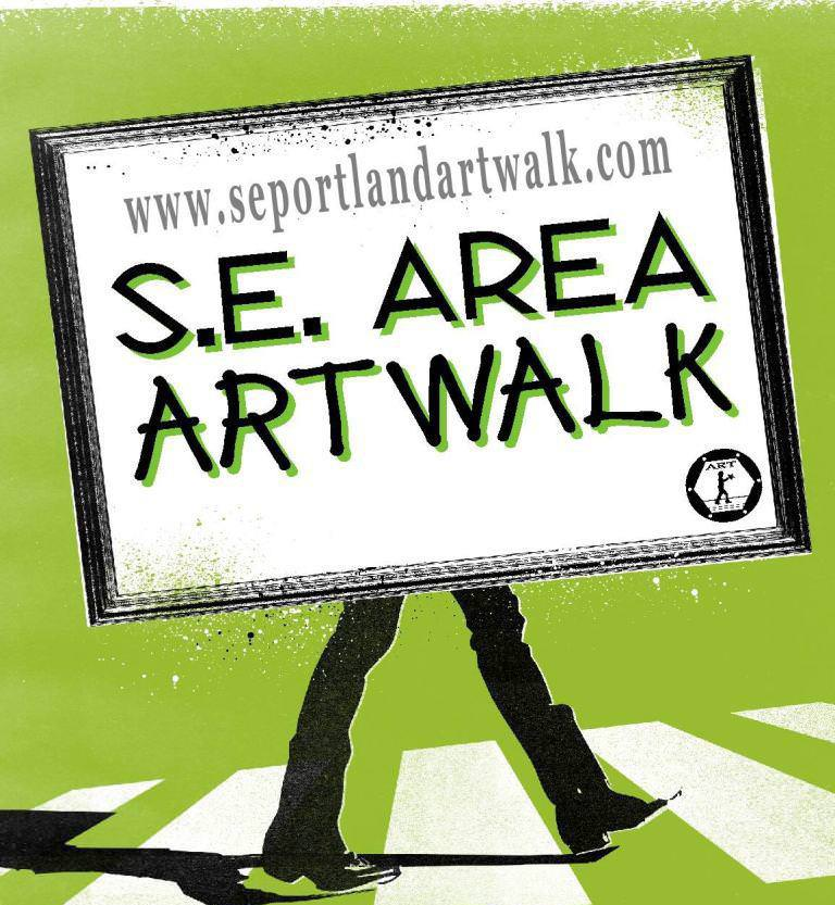 SE Portland Area ArtWalk