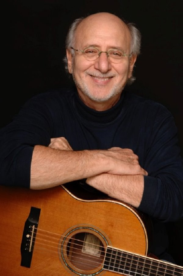 "Peter Yarrow 's ""An Evening of Love and Laughter"""