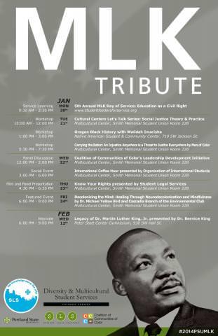 MLK Tribute 2014