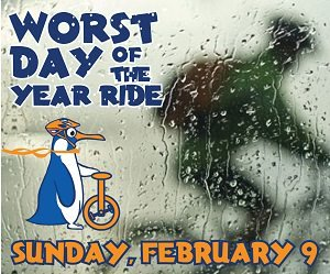 Worst Day Ride Portland 2014