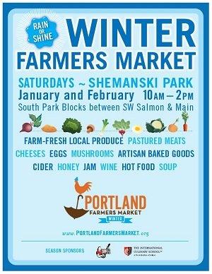 Portland Farmers Market Winter Market