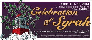 13th Annual Celebration of Syrah