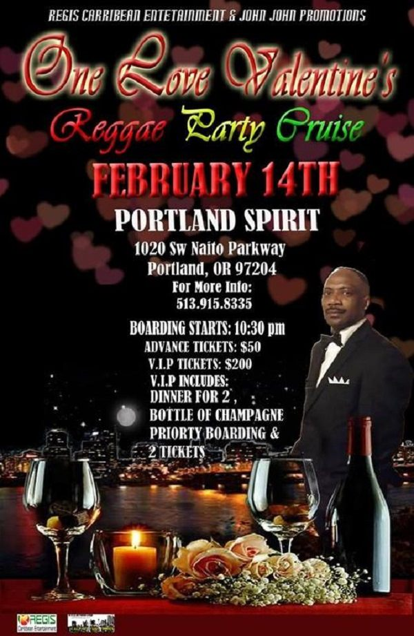 One Love Valentine's Day Cruise