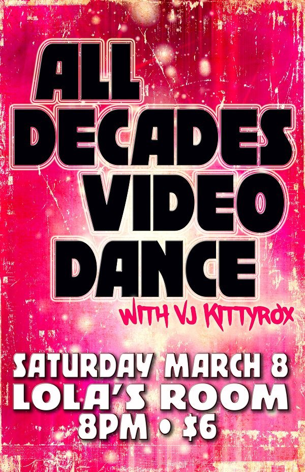 All Decades Video Dance Attack