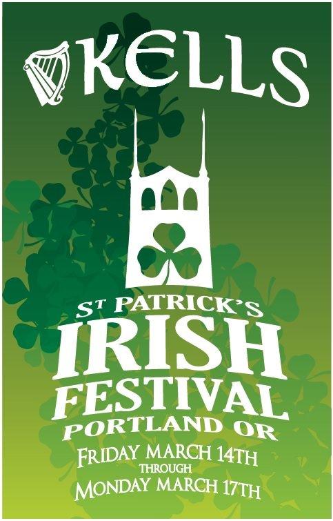 Kells Irish Pub St Patrick's Day Festival