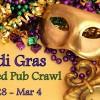 BeerQuest PDX Mardi Gras