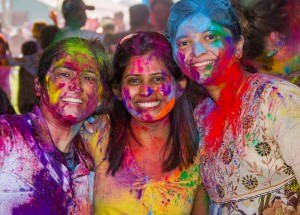 Rang Barse 2014 ~ Festival of Colors