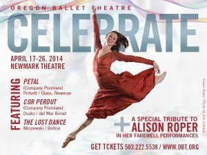 Oregon Ballet Theatre Celebrate