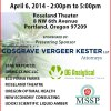 MS Society of Portland Medical Marijuana Symposium