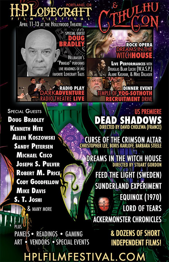 2014 HP Lovecraft Film Festival