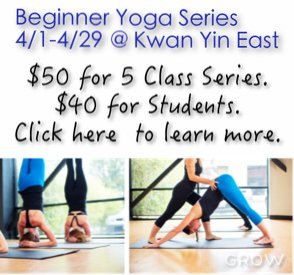 NE Portland Beginner Yoga Series