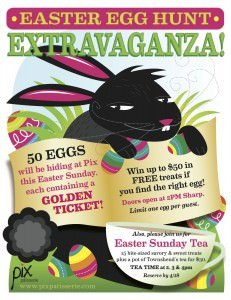 Pix Easter Egg Hunt
