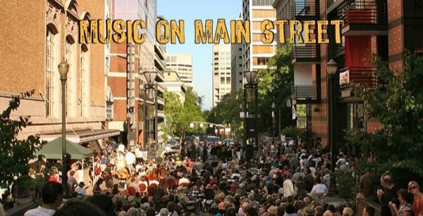 2014 Portland Music On Main Street