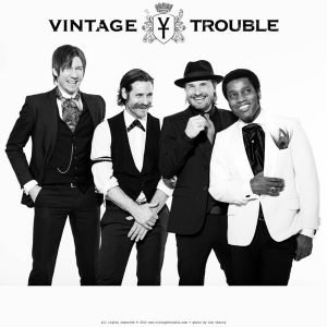 Kink on the Waterfront w/ Vintage Trouble