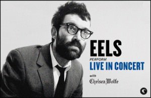 Eels @ Aladdin Theater