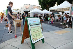 2014 Portland Farmers Market in Kenton