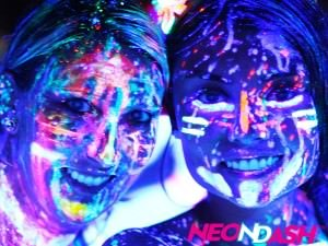 Neon Dash Portland
