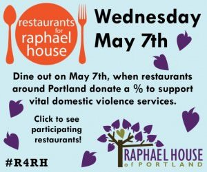 Restaurants for Raphael House 2014 | Dine Out for a Cause, 25 Local Restaurants