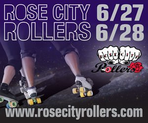 June Rose City Rollers