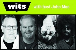 Wits with host John Moe featuring Jim Gaffigan, Reggie Watts and Thao Nguyen @ Aladdin Theater