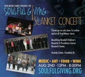 Soulful Giving Concert