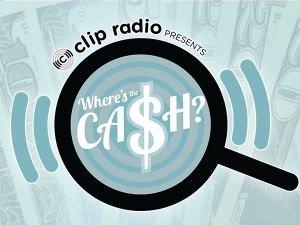 Where's the Cash Portland Clip Radio