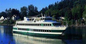 2014 Scenic Cruise w/ Portland Spirit | Lewis & Clark Cruise