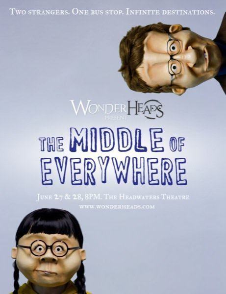 Wonderheads The Middle of Everywhere