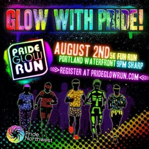 PRide Glow Run