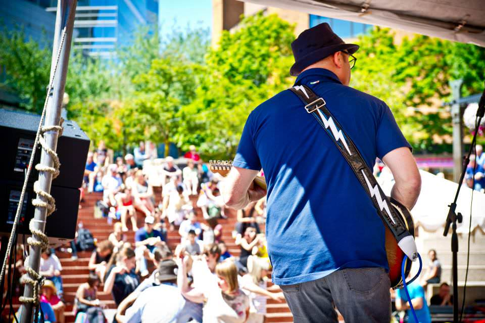 Noon Tunes - Portland Downtown Concerts