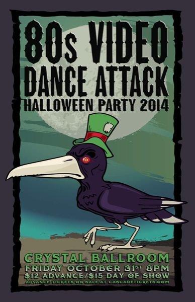 2014 80s VDA Halloween
