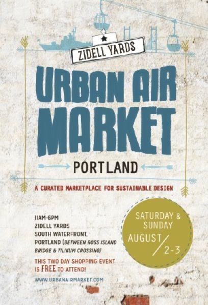 Portland Urban Air Market @ Zidell Yards