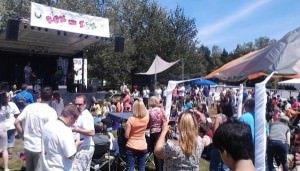 Rox in Sox Festival @ Lake Oswego