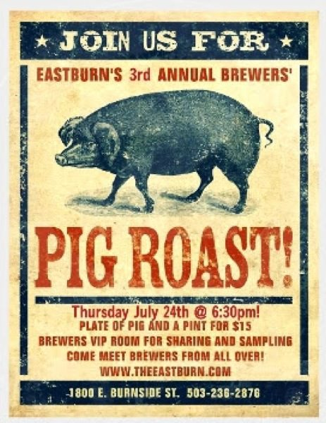 Brewer's Pig Roast